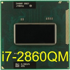 Процессор Intel Core i7-2860QM