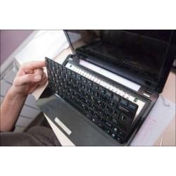 Самостоятельная замена клавиатуры на ноутбуке