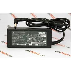 Блок питания (зарядка) ноутбука ASUS 19V 3.42A (65W)