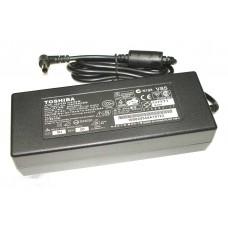 Блок питания (зарядка) ноутбука TOSHIBA 19V 6.3A (120W)