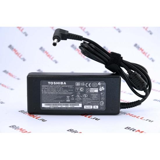 Блок питания (зарядка) ноутбука Toshiba (19V 4.74A 5.5*2.5мм)