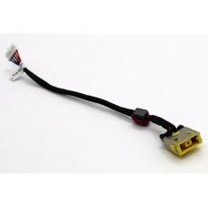 Разъём Питания ноутбука DC30100RB00 (Гнездо зарядки с кабелем)
