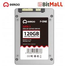 SSD диск для ноутбука 120Gb EEKOO F-ONE (твердотельный жёсткий диск)