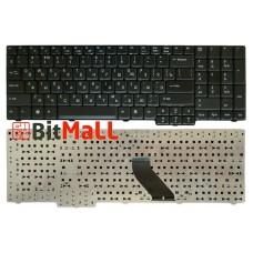 Клавиатура для eMachines E528 черная