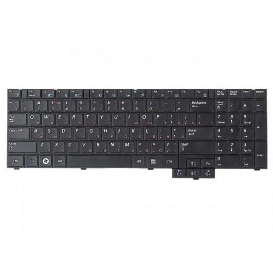 Клавиатура для Samsung R540, R530, R528, R525, R519, RV510, RV508, R728, R719, R538, R620, P580, E452