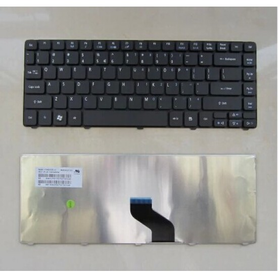 Клавиатура ACER 4820TG, 4810T, 3820T, 3820TG, 3410, 4740, 5942, 4540, 4745, 5935, 4535