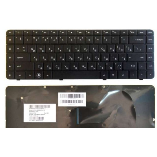 Клавиатура для HP CQ56, CQ62