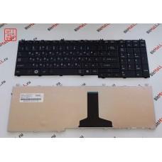 Клавиатура для Toshiba L500 черная