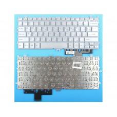 Клавиатура для ноутбука Sony SVP11 серебристая