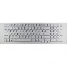 Клавиатура для Sony PCG-71411V белая
