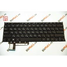 Клавиатура для ноутбука 0KNB0-1103US00 Чёрная