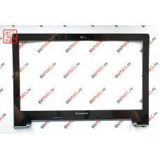 Передняя рамка матрицы (экрана) Lenovo G50-30 (корпус ноутбука)