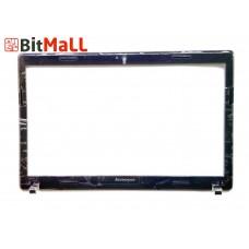 Передняя рамка матрицы (экрана) Lenovo G570 G575 (корпус ноутбука)