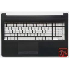 Верхняя часть корпуса (топкейс) для ноутбука AP29M000400 (панель тачпада, palmrest)