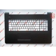 Новая | Верхняя часть корпуса (топкейс) для ноутбука HP 17-AK026UR (панель тачпада, palmrest)