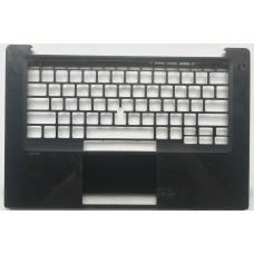 Верхняя часть корпуса (топкейс) для ноутбука Dell 0M3CF5 (панель тачпада, palmrest)