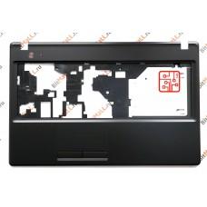 Верхняя часть корпуса (топкейс) для ноутбука AP0N20000304 (панель тачпада, palmrest)