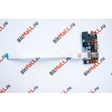 Плата c USB портами Acer 5750