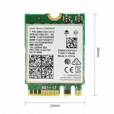 Модуль Wi-Fi 01AX704 (вай фай адаптер для ноутбука)